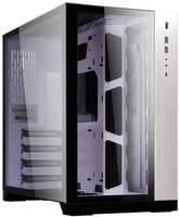 Midi torony Számítógép ház Lian Li PC-O11DW Fehér Oldalsó szélvédő, Porszűrő Lian Li