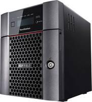 Buffalo TeraStation™ 5410DN TS5410DN1602-EU NAS szerver 16 TB 4 rekesz Részszerelés Buffalo