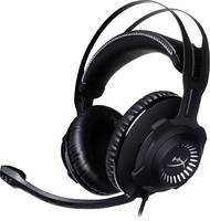 HyperX Cloud Revolver Pro Headset játékhoz 3,5 mm-es jack Vezetékes, Sztereo Over Ear Fekete (HX-HSCR-GM) HyperX