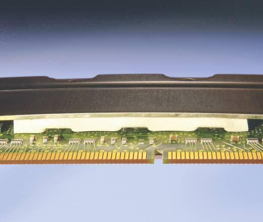 Kerafol hővezető fólia, 100x100x5 mm, 1 W/mK, Softtherm® - 86/200