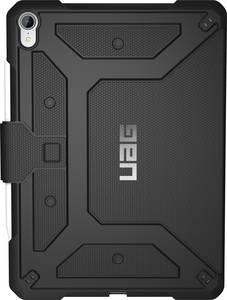 uag iPad tok/táska BookCase Alkalmas Apple Modell: iPad Pro 11 Fekete (121406114040) uag