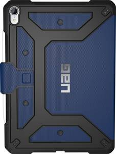 uag iPad tok/táska BookCase Alkalmas Apple Modell: iPad Pro 11 Kobalt kék (121406115050) uag