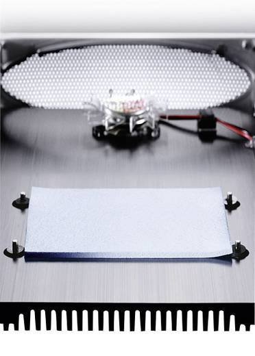 Kerafol hővezető fólia, 200x120x2 mm, 3 W/mK, Softtherm® - 86/300