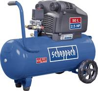 Scheppach Sűrített levegős kompresszor HC54 50 l 8 bar Scheppach