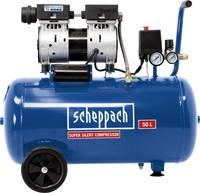 Scheppach Sűrített levegős kompresszor HC50Si 50 l 8 bar Scheppach