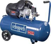 Scheppach Sűrített levegős kompresszor HC100DC 100 l 8 bar Scheppach