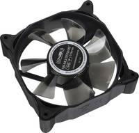 NoiseBlocker M8-P Számítógépház ventilátor Fekete (Sz x Ma x Mé) 80 x 80 x 25 mm NoiseBlocker