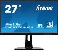 Iiyama Prolite XUB2792UHSU LED monitor (felújított) 68.6 cm (27 coll) EEK A (A+++ - D) 3840 x 2160 pixel 4K 4 ms DVI, HD Iiyama