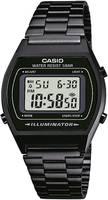 Casio Kvarc Karóra B640WB-1AEF (H x Sz x Ma) 38.9 x 35 x 9.4 mm Fekete Ház anyaga=Műgyanta Anyag (karpánt)=Nemesacél Casio