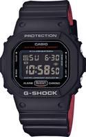Casio Elektronikus Karóra DW-5600HR-1ER (H x Sz x Ma) 13.4 x 42.8 x 48.9 mm Fekete Ház anyaga=Műgyanta Anyag (karpánt)=M Casio