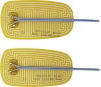 Fűtőszálas fűtőfólia 130x70mm/pár, 12V, 15W (HEIZF.GR.II 130X70) Thermo