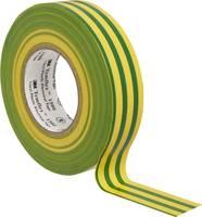 3M TEMFLEX150015X25GY Szigetelőszalag Temflex 1500 Sárga, Zöld (H x Sz) 25 m x 15 mm 1 tekercs 3M