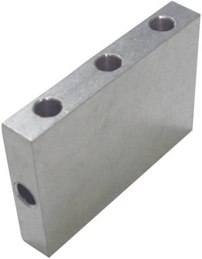Hőcsatlakozó elem hővezető csövekhez, QG-IF-A3-1X3