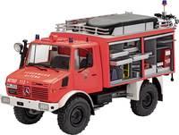 Revell 07531 Schlingmann Unimog RW1 Tűzoltóautó építőkészlet 1:24 Revell