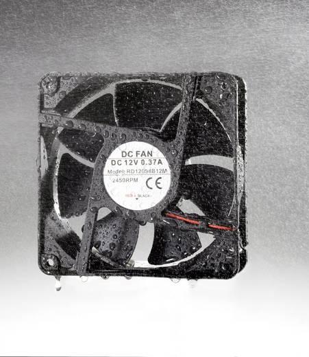 Vízálló axiális ventilátor IP58 12 V/DC 57 m³/h 80 x 80 x 25 mm Conrad Components RD8025B12H