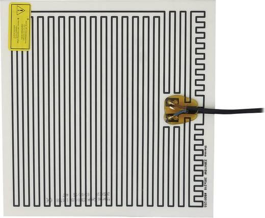 Öntapadó fűtőszálas fűtőfólia, 210x205mm, 10W, 230V