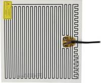 Öntapadó fűtőszálas fűtőfólia, 210x205mm, 10W, 230V (2145255) Thermo