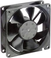Axiális ventilátor, 230 V/AC 54 m³/h 80 x 80 x 38 mm NMB Minebea 3115PS-23W-B30 NMB Minebea