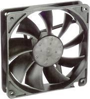 Axiális ventilátor, 12 V/DC 195 m³/h 119 x 119 x 25 mm NMB Minebea 4710KL-04W-B50 NMB Minebea