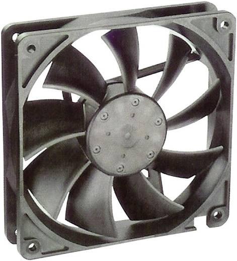 Axiális ventilátor, 12 V/DC 195 m³/h 119 x 119 x 25 mm NMB Minebea 4710KL-04W-B50