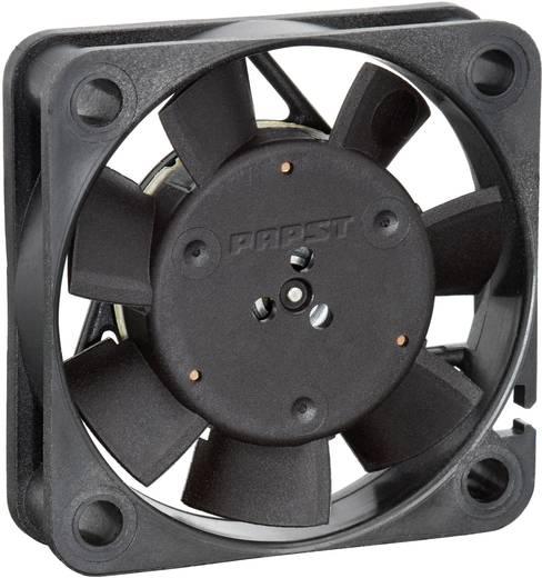 Minőségi rack ventilátor, 140 l/perc, 28 dBA, 40 x 40 x 10 mm, EBM Papst 412F