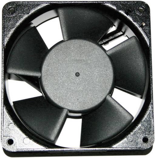 Ventilátor, MAGLEV 80X80X25 MM 230V