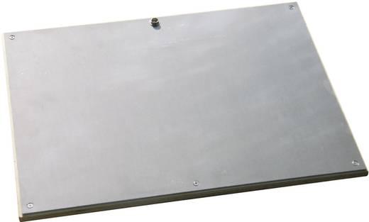 ESD padlóborítás nemesacél BJZ C-199 314 (H x Sz x Ma) 400 x 300 x 14 mm Nemesacél