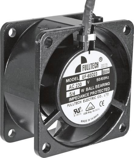 Axiális ventilátor 60x60x30 mm, 230VAC, SEPA UF60D23BHW