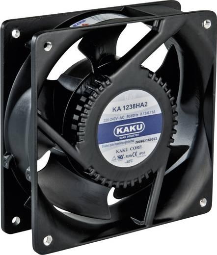 Nagyteljesítményű ventilátor, 230 V, 120x120x38 mm, KA1238XA2BMT