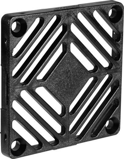 Ventilátor védőrács, műanyag, SEPA SEPA FG120K (Sz x Ma x Mé) 121 x 121 x 6.5 mm