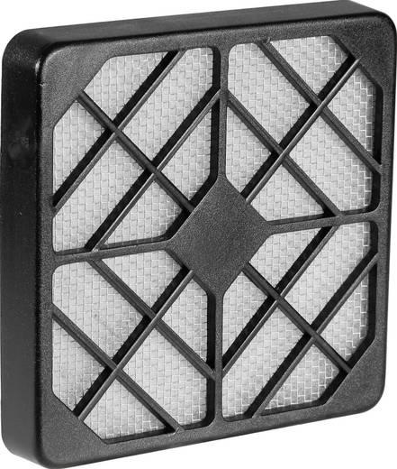 SEPA ventilátor védőrács, 3 részes SEPA LFG120-45 (Sz x Ma x Mé) 126 x 126 x 13 mm