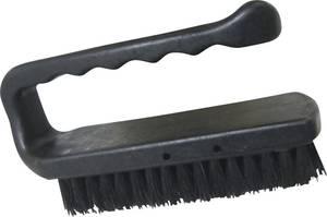 Elektronikai ESD tisztítókefe fekete 110 mm x 40 mm BJZ C-204 6400 BJZ