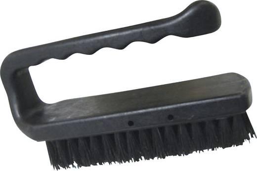 Elektronikai ESD tisztítókefe fekete 110 mm x 40 mm BJZ C-204 6400