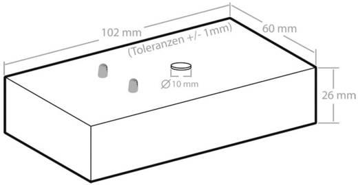 Kemo poloskakereső, 100 kHz - 2,2 GHz, M128N