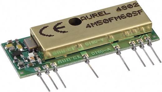 Aurel RX-4M50FM60SF FM vevő modul, 433,92 MHz Modul 5 V/DC