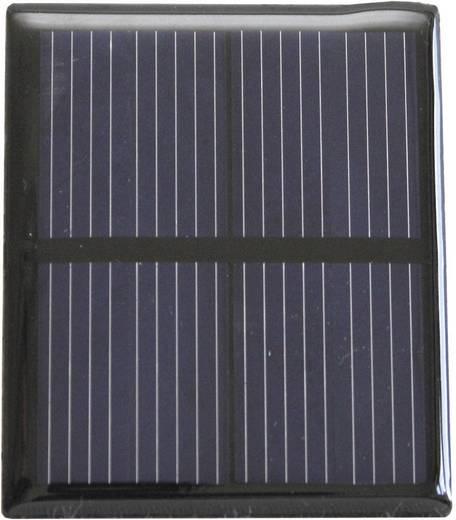 Krisztallin napelem, 1 V 200 mA, csavaros csatlakozás, Sol Expert SM1200
