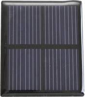 Krisztallin napelem, 1 V 200 mA, csavaros csatlakozás, Sol Expert SM1200 Sol Expert