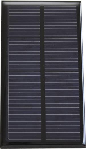 Krisztallin napelem, 2 V 380 mA, csavaros csatlakozás, Sol Expert SM2380