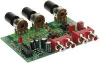 Velleman hangerő- és hangszín szabályzó építőkészlet, K8084 Velleman