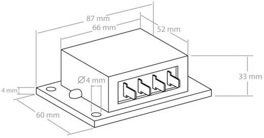 Teljesítményszabályozó modul, 110 - 240 V/AC, 4000 VA, KEMO M028N