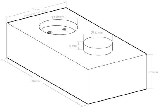Teljesítményszabályozó modul, 180-240 V/AC, KEMO FG002N