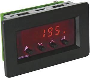 Termosztát modul 9-12 VDC, -18…+60 °C, Velleman VM148 Whadda