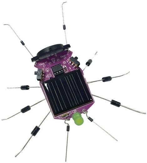 Napelemes bogár építőkészlet, 4,5 V, Velleman MK185