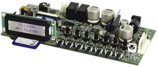 Velleman MP3 lejátszó építőkészlet, 12V/DC, VM8095