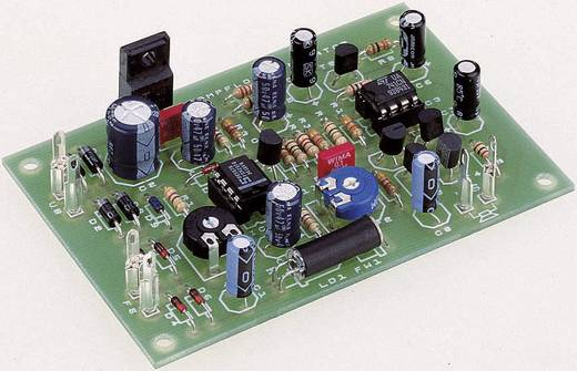 Gőzmozdony zaj generátor építőkészlet