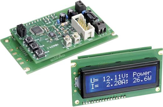 Teljesítménymérő modul, wattmérő 8-15V/DC H-Tronic LM 800