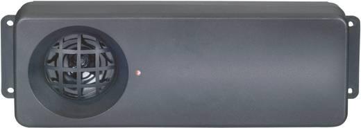 Nagy teljesítményű ultrahangos macska-, menyét- és nyestriasztó modul autóhoz, 6V, max.: 200m, 100 dB, Kemo FG015