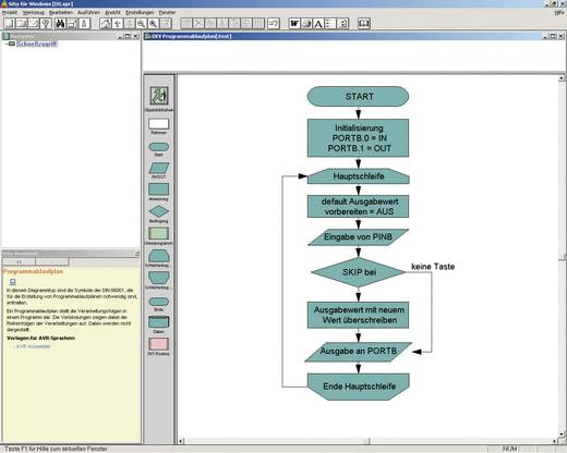 SiSy AVR szoftver csomag