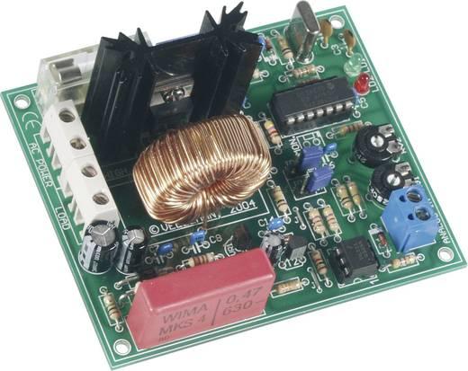 Velleman K8064 DC vezérlésű dimmer építőkészlet, 230V/AC, 750W