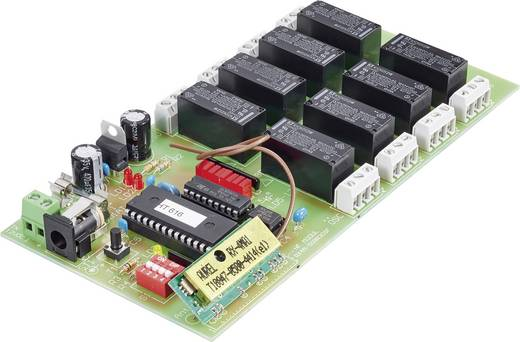 Vevő modul H-Tronic Max. hatótáv (szabad területen): 300 m 9 V/DC, 12 V/DC
